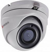 Камера видеонаблюдения Hikvision HiWatch DS-T203P(B) 2.8-2.8мм HD-TVI корп.:белый