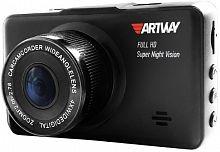 Видеорегистратор Artway AV-396 Super Night Vision черный 2Mpix 1080x1920 1080i 170гр.