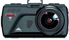 Видеорегистратор Sho-Me A12-GPS/GLONASS WI-FI черный 5Mpix 1296x2304 1296p 140гр. GPS Ambarella A12