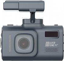 Видеорегистратор с радар-детектором Silverstone F1 HYBRID UNO SPORT GPS серый