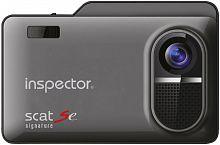 Видеорегистратор с радар-детектором Inspector Scat SE (Quad HD) GPS ГЛОНАСС черный