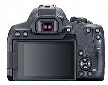 """Зеркальный Фотоаппарат Canon EOS 850D черный 24.1Mpix 3"""" 4K 4K SDXC Li-ion (без объектива)"""