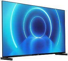 "Телевизор LED Philips 70"" 70PUS7605/60 черный/Ultra HD/50Hz/DVB-T/DVB-T2/DVB-C/DVB-S/DVB-S2/USB/WiFi/Smart TV (RUS)"