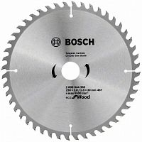 Диск алмазный по дер. Bosch ECO WO (2608644382) d=230мм d(посад.)=30мм (циркулярные пилы)