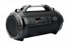 Колонка порт. Digma S-23 черный 18W 1.0 BT 10м 1800mAh (SP2318B)