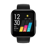 """Смарт-часы Realme Watch 35мм 1.4"""" MIP черный (4811934)"""