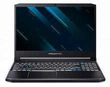 "Ноутбук Acer Predator Helios 300 PH315-53-59DE Core i5 10300H/8Gb/SSD512Gb/NVIDIA GeForce GTX 1660 Ti 6Gb/15.6""/IPS/FHD (1920x1080)/noOS/black/WiFi/BT/Cam"