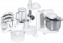Кухонный комбайн Bosch MUM4880 600Вт белый