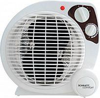 Тепловентилятор Scarlett SC-FH211S 2000Вт белый