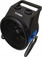 Тепловая пушка электрическая Hyundai H-HG5-25-UI663 черный