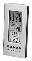 Термометр Hama H-186357 серебристый/черный