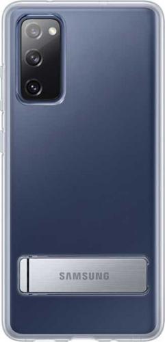 Чехол (клип-кейс) Samsung для Samsung Galaxy S20 FE Clear Standing Cover прозрачный (EF-JG780CTEGRU)