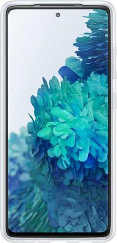 Чехол (клип-кейс) Samsung для Samsung Galaxy S20 FE Clear Standing Cover прозрачный (EF-JG780CTEGRU) фото 2