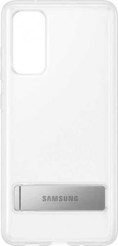 Чехол (клип-кейс) Samsung для Samsung Galaxy S20 FE Clear Standing Cover прозрачный (EF-JG780CTEGRU) фото 7