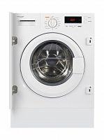 Стиральная машина Weissgauff WMDI 6148D класс:A+++ загрузка до 8кг отжим:1400об/мин белый