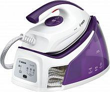 Паровая станция Bosch TDS2170 2400Вт фиолетовый/белый