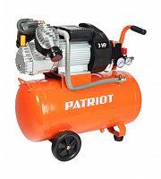 Компрессор поршневой Patriot VX 50-402 масляный 400л/мин 50л 2200Вт оранжевый/черный