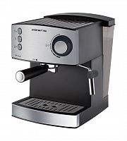 Кофеварка эспрессо Polaris PCM 1537AE Adore Crema 850Вт нержавеющая сталь/черный