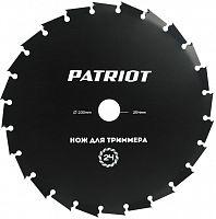 Сменный нож для садовых триммеров Patriot TBS-24 L=255мм (809115217)