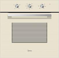 Духовой шкаф Электрический Midea MO23001GI бежевый/нержавеющая сталь