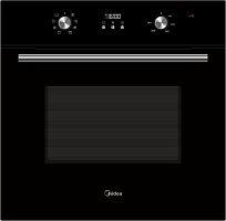 Духовой шкаф Электрический Midea MO47001GB черный/нержавеющая сталь