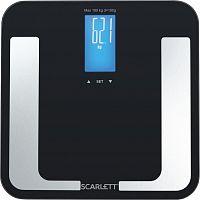 Весы напольные электронные Scarlett SL-BS34ED40 макс.180кг черный