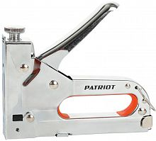 Степлер ручной Patriot SPQ-111 скобы 140 4-14мм/28 10-12мм гвозди тип 300: 14мм