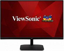 "Монитор ViewSonic 27"" VA2732-h черный IPS LED 16:9 HDMI матовая 250cd 178гр/178гр 1920x1080 D-Sub FHD 4.1кг"