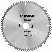 Диск пильный по дер. Bosch 2608644384 d=254мм d(посад.)=30мм (циркулярные пилы)