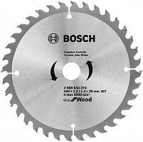 Диск пильный по дер. Bosch ECO WO (2608644374) d=160мм d(посад.)=20мм (циркулярные пилы)
