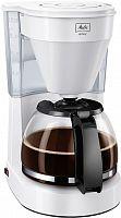 Кофеварка капельная Melitta Easy II 1050Вт белый
