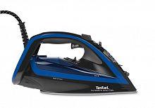 Утюг Tefal FV5688E0 2800Вт черный/синий