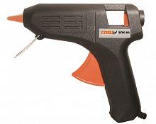 Клеевой пистолет Спец БПК-60 60Вт 10гр/мин стерж.:11мм