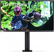"Монитор LG 27"" Gaming 27GN880-B черный IPS LED 16:9 HDMI матовая HAS Pivot 350cd 178гр/178гр 2560x1440 DisplayPort Ultra HD 2K (1440p) 8.1кг"