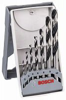 Набор сверл Bosch PointTeQ (2608577347) по металлу (7пред.) для дрелей