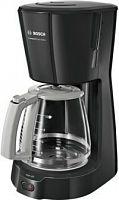 Кофеварка капельная Bosch TKA3A033 1100Вт черный