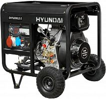 Генератор Hyundai DHY 6000LE-3 5.5кВт