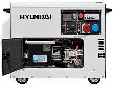 Генератор Hyundai DHY 8000SE-3 6.5кВт