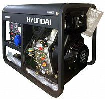 Генератор Hyundai DHY 8500LE 7.2кВт