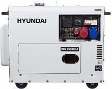 Генератор Hyundai DHY 8500SE-T 7.2кВт