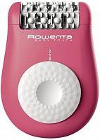 Эпилятор Rowenta EP1110F1 скор.:2 насад.:1 розовый/темно-розовый
