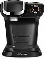 Кофемашина Bosch Tassimo TAS6502 1500Вт черный