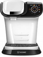 Кофемашина Bosch Tassimo TAS6504 1500Вт белый