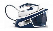 Парогенератор Tefal Express Airglide SV8022E4 2800Вт синий/белый