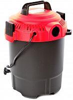 Строительный пылесос RedVerg RD-VC6263-12 1000Вт (уборка: сухая/влажная) черный