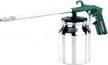 Краскораспылитель Metabo SPP 1000 200л/мин соп.:10мм бак:1л зеленый