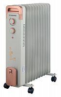 Радиатор масляный Starwind SHV6120 2500Вт белый