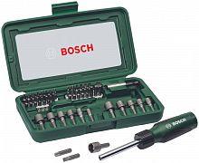 Набор бит и головок Bosch 2607019504 (46пред.) для отверток