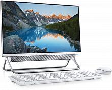"Моноблок Dell Inspiron 5400 23.8"" Full HD i5 1135G7 (2.4)/8Gb/1Tb 5.4k/SSD256Gb/MX330 2Gb/CR/Windows 10 Home/GbitEth/WiFi/BT/130W/клавиатура/мышь/Cam/серебристый 1920x1080"