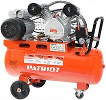 Компрессор поршневой Patriot PTR 50-450A масляный 450л/мин 50л 2200Вт оранжевый/черный